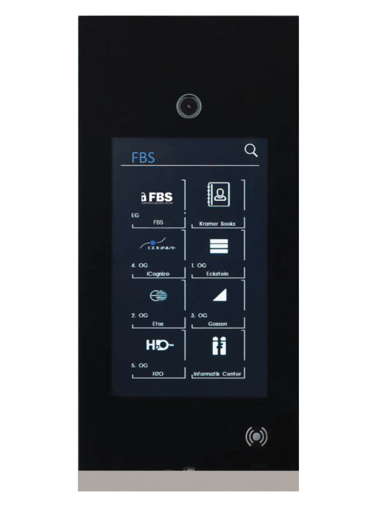An image of the FBS Authenticator Ultimate Panel.